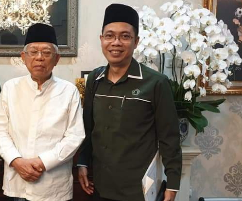 KH MA'RUF AMIN DAN ARUS BARU INDONESIA